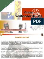 Curso Verificador de Gas