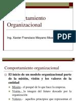 Clase No. 5 - Comportamiento_Organizacional