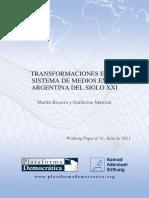 Plataforma Democratica Working Paper 21 2011 Espanhol-2