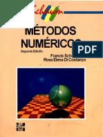 Métodos Numéricos - Francis Scheid
