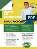 Plan de Gobierno para la Alcaldía de Bucaramanga Jorge Floréz