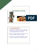 Introduccion a la biotecnología