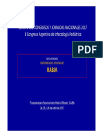 Congreso Argentino de Infectologìa Dr._caruso_rabia