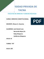Derecho como Técnicas de Libertad y Autoridad