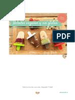 Mejores Recetas Helados Veganos Sin Gluten eBook