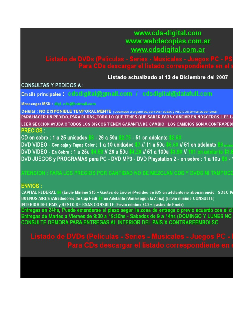Araceli Playa Porno Iputas como catalogar cds | disco compacto | microsoft windows