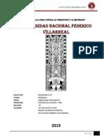 Informe Del Programa de Vibraciones Mecanicas