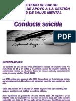 Como Detectar La Conducta Suicida