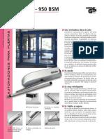 Catalogo Automatizador Puerta Batiente_Motor950