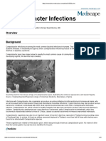 Campylobacter Infections