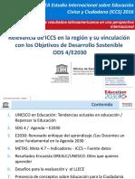 A Pizarro PPT Lanzamiento-ICCS
