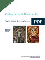 Andrea Corbin, Allana Horne + Erin Kane - Clothing during the Byzantium Era.pdf