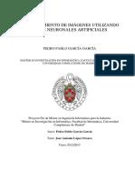 RECONOCIMIENTO DE IMÁGENES UTILIZANDO REDES NEURONALES ARTIFICIALES