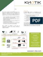 Catálogo domótica