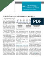 Drive IIoT Success With Advanced Analytics