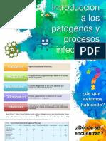 Introducción a los patogenos
