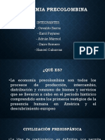 ECONOMIA-PRECOLOMBINA