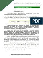 Papiloscopista e Perito Nocoes de Direito Penal Itens 11 a 22 Para Papiloscopista e Perito Aula 01