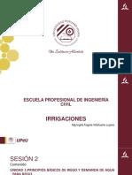 Plan de Clase-sesion 2-Irrigaciones2