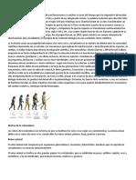Evolución biológica 200719