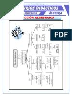 Ejercicios de Fracciones Algebraicas Para Cuarto de Secundaria