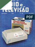 MRTV 365 - Setembro 1978