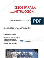 Catalogo Procesos constructivos
