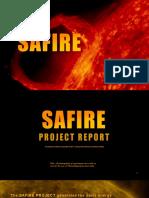 SAFIRE Project Report