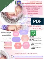 Rancangan Aktualisasi Dokter Umum di Rumah Sakit Umum Negara