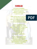Poesia Pandillaje