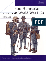 Osprey - Men at Arms 397 - The Austro-Hungarian Forces World War I (Vol 2) 1916-18.pdf