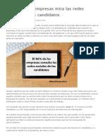4 Las empresas miran las redes sociales antes de contratar.pdf