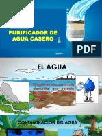 El Agua- Proyeccion