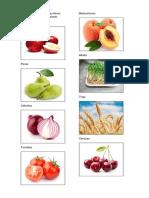 10 Productos Frutas Legumbres Verduras