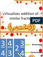 Fraction Visualized
