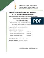 Informe Final de Sedimentacion 2019-I