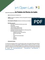 Tutorial Pedales de Efectos (1)