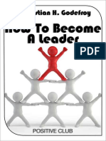 How to become a leader