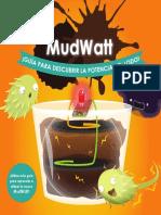 Mudwatt Core. - MudWatt Educational and Instructional Booklet (Spanish) - 12857