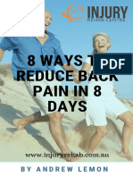 ZsuYx1qySvG5MAzB2nHQ 8 Ways to Reduce Back Pain in 8 Days