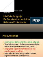 03 História Da Igreja Constantino