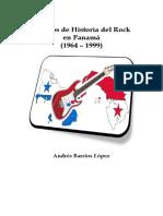 35 Años de Historia Del Rock en Panamá-1964-1999