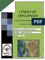 247998080 Trabajo de Analisis Lineas de Influencia FINAL (2)