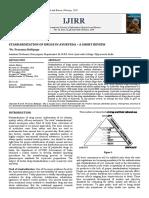 Standardisation of Ayurvedic  drugs
