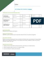 Actividad Evaluativa Auditoría de Gestión y Modelos de Control-Eje 2