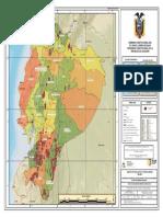 Mapa de Concesiones Mineras de Metalicos