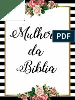 53 Mulheres Da Bc3adblia PDF