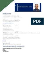 Curriculum Ramon Vargas