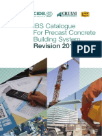 Ibs Catalogue for Precast Concrete Building System Revision 2017