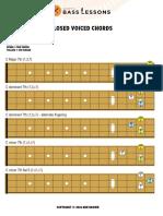Chords Diagrams Closed.pdf